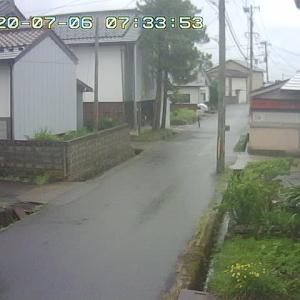 7/6 喜多方の今のお天気