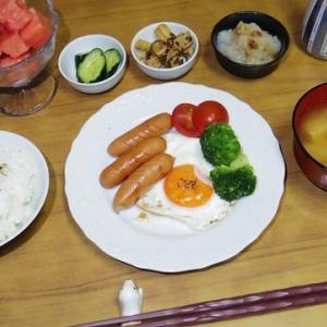 7/29 朝食