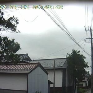 7/30 喜多方の今のお天気