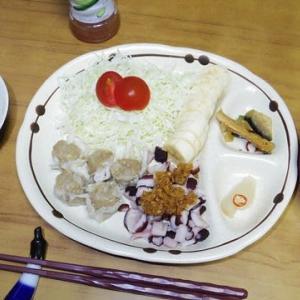7/31 朝食
