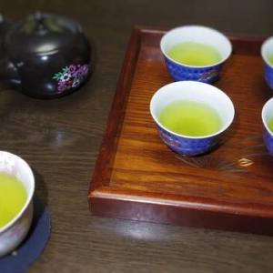 9/19 3時のお茶