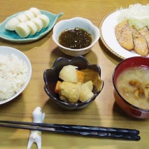 9/25 銀鮭ごま醤油焼き