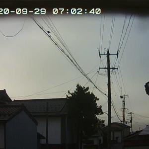 9/29 喜多方の今のお天気