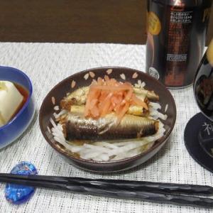 10/30 いわし缶