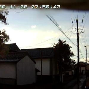 11/27 喜多方の今のお天気