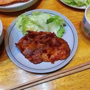 3/4 朝食