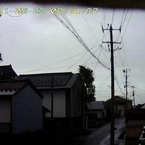 5/23 喜多方の今のお天気