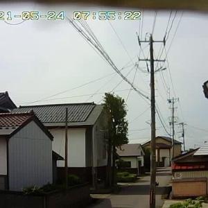 5/24 喜多方の今のお天気