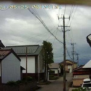 5/25 喜多方の今のお天気