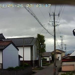 5/26 喜多方の今のお天気