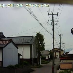 5/27 喜多方の今のお天気