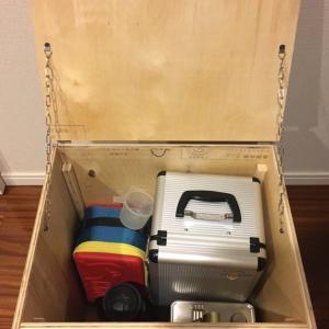 【DIY】ランタンが入る大きなボックスが欲しい!そんなときはDIYで作っちゃおう!
