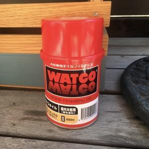 木材用のワックスと言えば「ワトコオイル」塗り方も簡単!アウトドア用品をメンテナンスしよう!