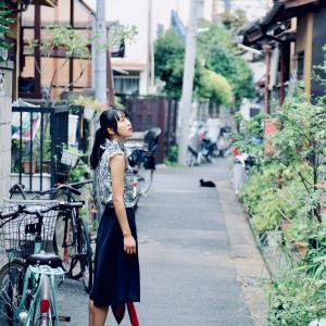 東京下町、迷子の杏ちゃんを見守って。by Zumeさん@東京リクエスト撮影。
