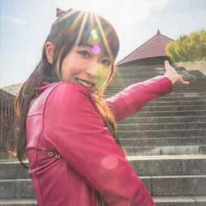恐縮です♡憧れのシャッター押しただけモデル♪by 小柳さん@仙台港撮影会