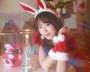 わたし、あなたのうさぎのWhite♪by マクロス(もち丸)さん@クリスマス撮影会♡