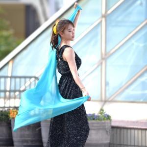 カラー布も登場♪泉中央ポトレ♪by JUNさん@泉中央撮影会。