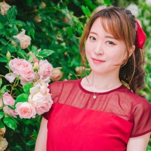薔薇の園で、天真爛漫♪ピュアローズ♪ by TAKAさん@リクエスト撮影。