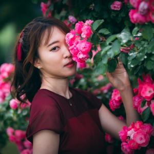 悲しみと寂しさと、ダークな薔薇♪by TAKAさん@リクエスト撮影