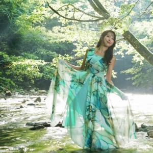 秘境にて。森の女王、現る♪by hikaruさん@リクエスト撮影。