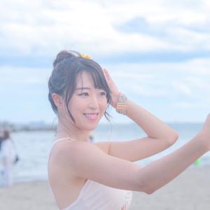 楽しい!ノンアルで乾杯♪水着撮影♡by 侑子さん@リクエスト撮影。