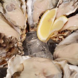 生牡蠣で低糖質
