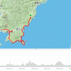 2019GW 自転車遍路 ~DAY5 37.岩本寺-40.観自在寺(宿坊)~