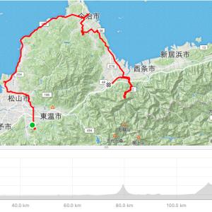 2019GW 自転車遍路 ~DAY7 46.浄瑠璃寺-60.横峰寺~