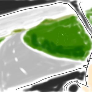 【うさぎひねもす番外編】 地獄のウォーキング② 【うさぎ イラスト】