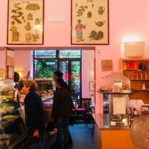 パスティチェリア・シシー(Pasticceria Sissi):皇妃エリザベートをモチーフにしたミラノのカフェ