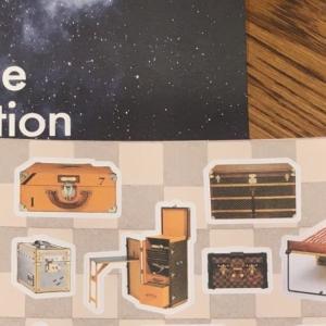 ルイ・ヴィトン タイムカプセル エキシビション ミラノ(Louis Vuitton Time capsule exhibition Milan)