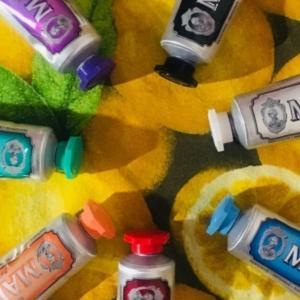 マービス(MARVIS):イタリア産のカラフルな歯磨き粉の種類紹介、ミラノで買える場所はここ