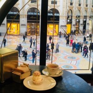 カフェとファッションの美味しい関係: コレクションブランドゆかりのミラノのカフェ8選