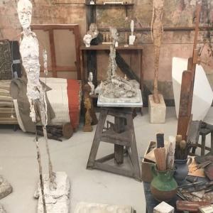 アンスティチュ・ジャコメッティ(Institution Giacometti ): パリに再現されたジャコメッティのアトリエ