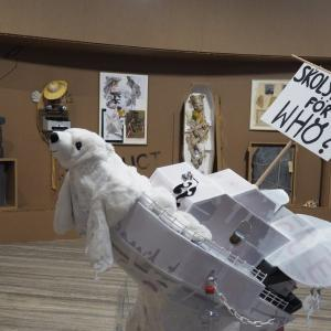WHO THE BÆR by SIMON FUJIWARA:半年ぶりに再オープン、プラダ財団美術館の特別展 2021春夏