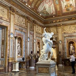 【後編】ボルゲーゼ美術館(Borghese Gallery and Museum):ルネサンス・バロック期芸術の傑作がここに、ローマの完全予約制美術館