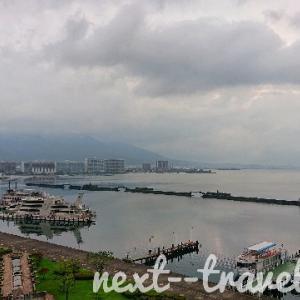 滋賀県大津市にある琵琶湖ホテルに子連れで泊まってきました。