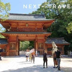 「ひとり相撲」という言葉が生まれた神社。瀬戸内海の島にある大山祇神社へ。