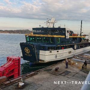 【船旅】新造船シーパセオに乗って愛媛から広島へ