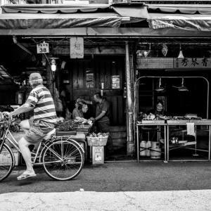 白蘭市場のお店 (台湾)