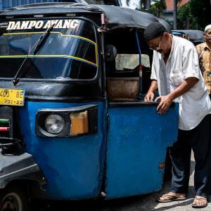 ジャカルタのタキーヤ (インドネシア)