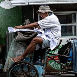 移動式の仕立て屋 (インドネシア)