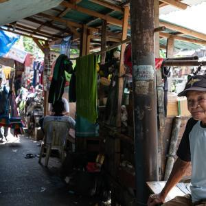 屋根のある路地 (インドネシア)