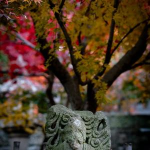 古ぼけた石像 (東京)