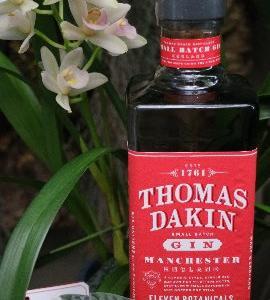 「トーマス デイキン ジン」 偉ジンにあやかり