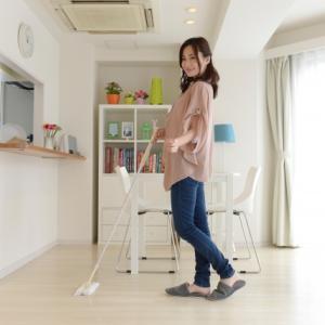 掃除がダイエットに最適な理由と部屋を綺麗にすることの精神的なメリット