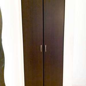 年末お掃除計画【玄関横の収納スペース】