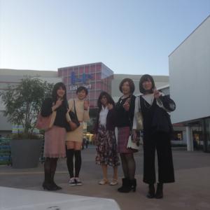 カラオケ女子会初参加です