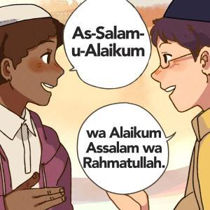 イスラム教徒・ムスリムにとって挨拶が重要な理由