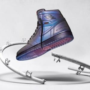 "NIKE AIR JORDAN 1 HIGH ZOOM ""FEARLESS"""